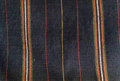 Arūnas Zalanskas. Zanavykės tautinio kostiumo sijono fragmentas. D. ir Z. Kalesinskų liaudies amatų mokyklos pirmosios tekstilininkių laidos diplominis darbas. 1994-06-15