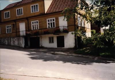 Rimantė Ropytė. Dalios ir Zigmo Kalesinskų liaudies amatų mokykla. 1996