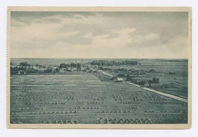 Lietuva. Ser. 2. Pandelis (Rokiškio ap.). 1831 m. rusai čia sumušė mūsų sukilėlius, Terleckio vedamus / P. Rusecko. - 1922