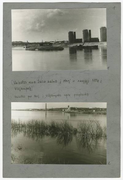 Aleksandro Pleskačiausko rankraščių apie Kauną rinkinys. Šančiai / [Aleksandras Pleskačiauskas]. - 1979-1982