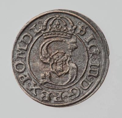 Moneta. Šilingas. Zigmantas Vaza (1588–1632). 1626 m. LDK