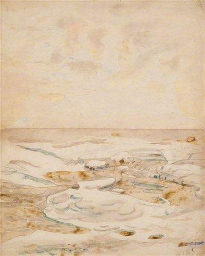 Juozapas Kamarauskas. Jūros pakrantė