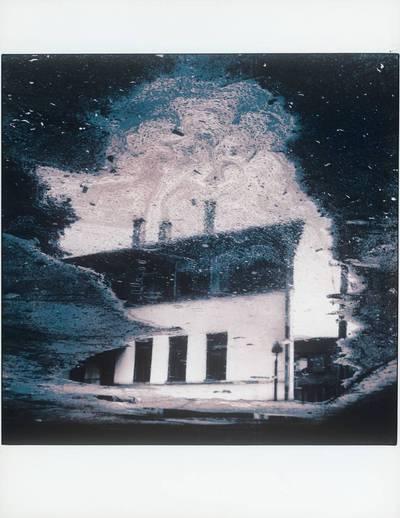 """Romas Juškelis. Iš serijos """"Atspindžiai"""". 1981"""