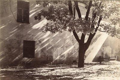 Janas Bulhakas. Fotografijų albumas Fotografijos archyvas, t. 8. Suvorovo gatvės kiemas. 1914