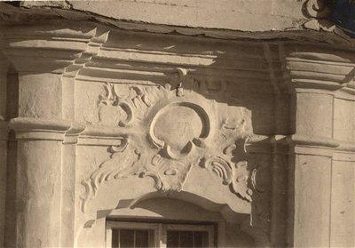 Janas Bulhakas. Fotografijų albumas Fotografijos archyvas, t. 10. Misionierių vienuolyno fragmentas. 1914