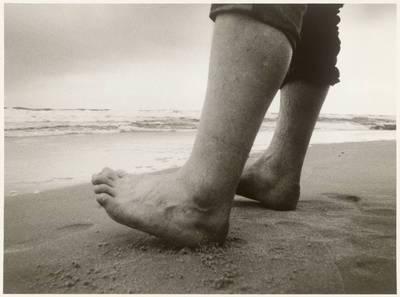 Alfonsas Budvytis. Malonumai prie jūros. 1982
