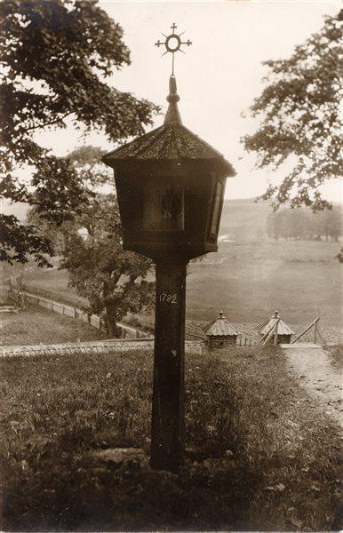 Rinkinys Adomo Varno fotorinkinys : Koplytstulpis, 1782 /Adomas Varnas. - 1926