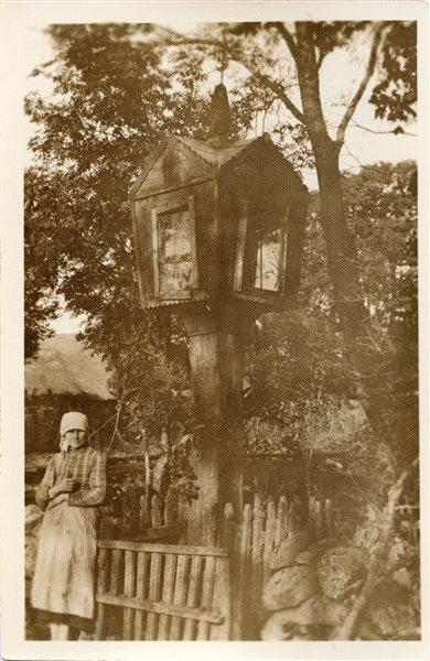 Rinkinys Adomo Varno fotorinkinys : Koplytstulpis, 1886 /Adomas  Varnas. - 1929