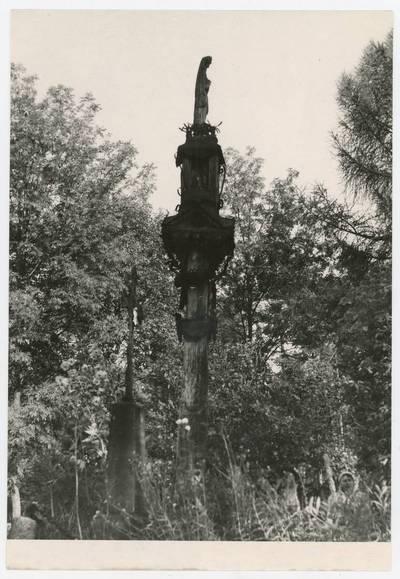 Mečislovas Sakalauskas. Stogastulpis. 1967