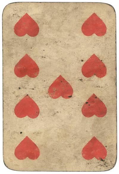 Korta. 1900