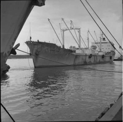 "Bernardas Aleknavičius. Laivas ""Ostrov Litke"". 1973"
