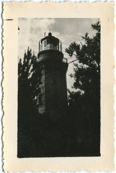 Švyturys Nidoje. 1930