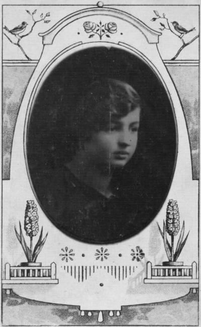 """Skaitmeninis vaizdas """"Portretinė Julijos Kumetytės fotografija Kaune 1926 metais"""". 2016"""