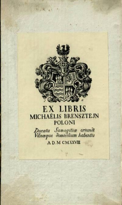 Atlas do dziejów polskich z dwunastu krajobrazów złożony / Joachim Lelewel skreślił.