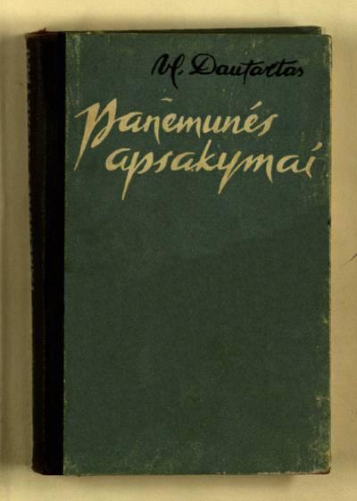 Panemunės apsakymai / Vl. Dautartas. - 1958