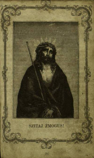 Atsidukseimas pri Pona Jezusa erszkieczejs apkarunawota. - apie 1858]. - 4 p.