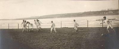 """Nežinomas fotografas. Fotografija. """"Futbolas"""". 1924"""
