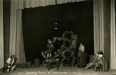 Valstybės teatro spektaklio nuotrauka. V. Šekspyras. DVYLIKTOJI NAKTIS (KO JŪS NORIT?)