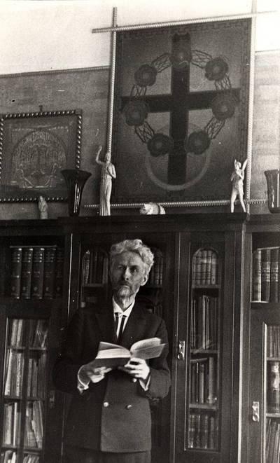 Vilhelmas Storosta; Vilius Storosta; Vydūnas. Vydūno rašytas laiškas Jurgiui Šlapeliui, Tilžė 1939 m. 1939-06-11