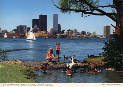 Atvirukas siųstas Valteriui Didžiui nuo VLIKo seimo dalyvių, Torontas 1973 m. 1973-12-01