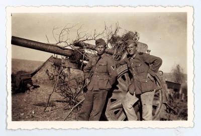 Martyno Jankaus vaikaitis Jurgis Jankus  pakeliui į Stalingradą