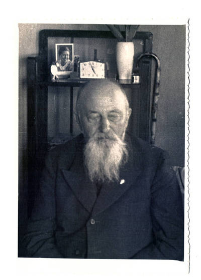 Mažosios Lietuvos patriarchas Martynas Jankus. 1939