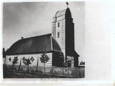 Pagėgių Šv. Kyžiaus bažnyčia