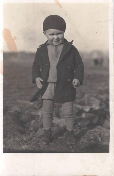 Jaunius Žvirblis. 1934-04-08