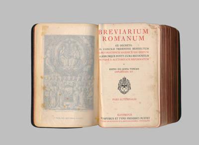 Maldų knyga- brevijorius