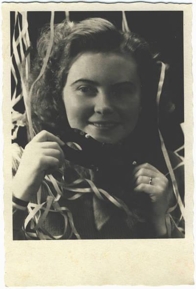 Nuotrauka. Ieva Jankutė. 1949