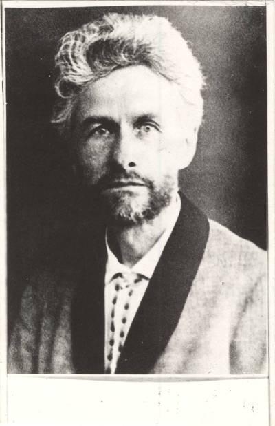 Filosofas, rašytojas Vydūnas (Vilhelmas Storostas)