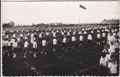 Jakovas Vincbergas. Bendri sportiniai pratimai. 1900