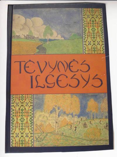 Algimantas Lelešius. Knygos Tėvynės ilgesys viršelis. 2008