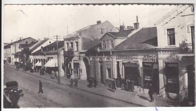 Vytauto gatvė Marijampolėje 1930 metai.