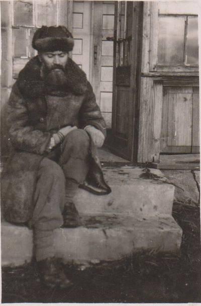 Nežinomas autorius. Nuotrauka. Juozas Grušas. 1948