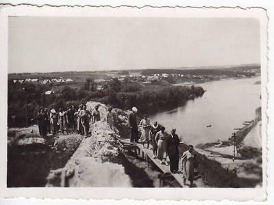 Nežinomas fotografas. Nuotrauka. Salomėjos Nėries kelionė po Vilniaus kraštą. 1939-07-06