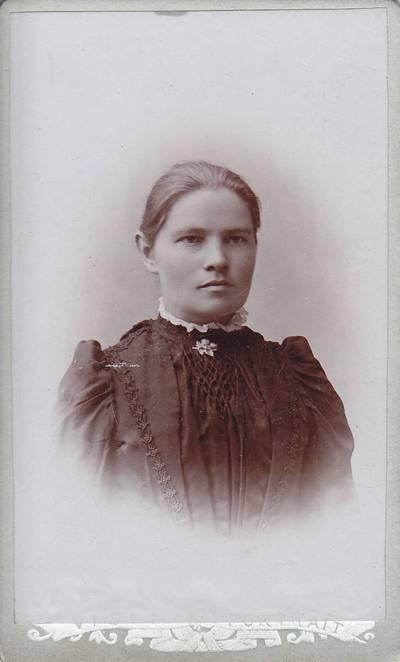 Dovydas Zolinas. Nuotrauka. Marcelė Mačiulytė. 1875