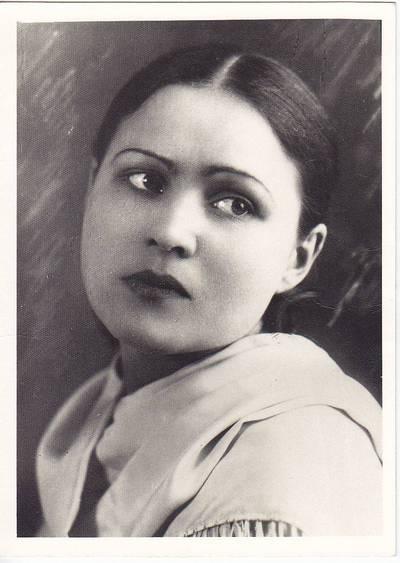 Nuotrauka. Salomėja Nėris. 1930