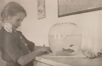Nežinomas autorius. Nuotrauka. Dalia Sruogaitė. 1932