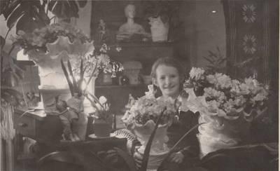 Nežinomas autorius. Nuotrauka. Dalia Sruogaitė. 1937