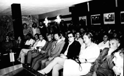 Algimantas Boratinskas. Fotografija. 1988
