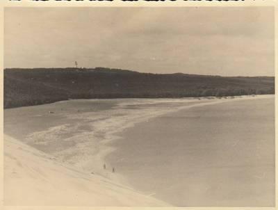 Nežinomas autorius. Kopų vaizdai. 1920