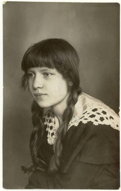 Alena Smetonaitė / Alena Smetonaitė. - 1923.08.31