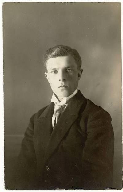 Mokytojas Vladas Pranevičius / Vladas Pranevičius. - 1924.06.27
