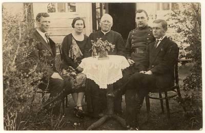 Kunigas Felicijonas Lelis Krekenavoje / Felicijonas Lelis ... [et al.]. - 1934.10.14
