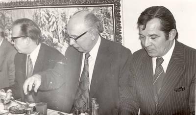 Panevėžio dramos teatro aktoriai Bronius Babkauskas, Stepas Kosmauskas, Gediminas Karka / Bronius Babkauskas ... [et al.]. - apie 1974