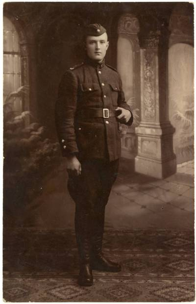 Lietuvos kariuomenės grandinis A. Ranonis / A. Ranonis. - 1928.04.25
