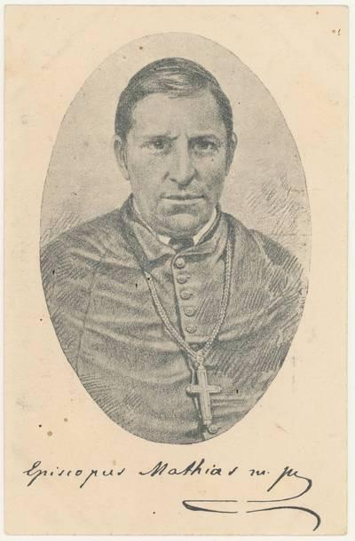 Žemaičių vyskupas, istorikas, švietėjas Motiejus Valančius