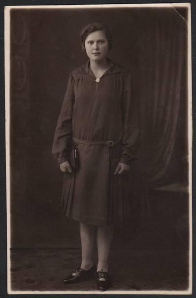 Icikas Melnikas. Ona Šumylaitė. 1932