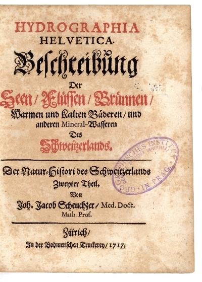 Der Natur-Histori des Schweitzerland